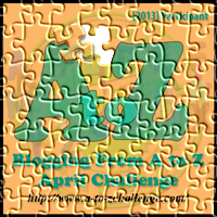 A to Z Challenge Puzzle