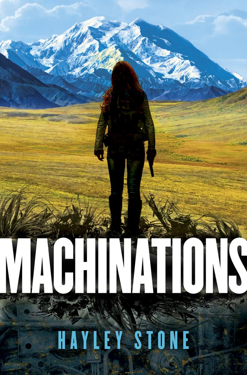 Machinations Cover