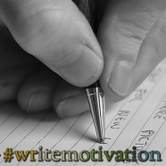 Jumping Back on the #writemotivation Train
